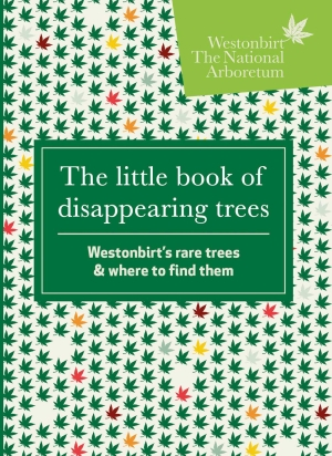 Front cover of Little book of disappearing trees